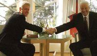 Как Назарбаев решал с Клинтоном по КТК