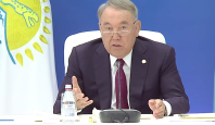 Куда исчез Назарбаев?