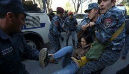 Протесты на Армении должны бытийствовать во центре внимания СМИ
